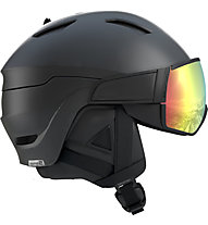 Salomon Driver CA Photochromic - Skihelm - Herren, Black