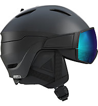 Salomon Driver S - Skihelm, Black