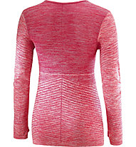 Salomon Elevate Move on - maglia a manica lunga - donna, Pink