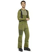 Salomon Epic - pantaloni da sci - uomo, Green