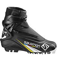 Salomon Equipe 8 Skate - Langlaufschuhe, Black