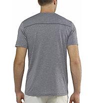 Salomon Explore Pique - maglia trail running - uomo, Grey
