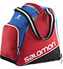 Salomon Extend Gear Bag - Sacche porta scarponi, Bright Red/Union Blue/Black