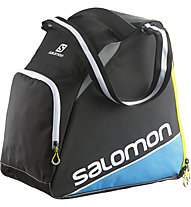 Salomon Extend Gear Bag, Black/Process Blue/White