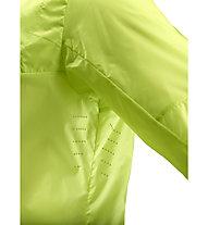 Salomon Fast Wing Hybrid M - Laufjacke Trailrunning - Herren, Green/Black