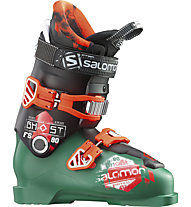 Salomon Ghost FS 80 - scarponi freeride - uomo, Green/Black