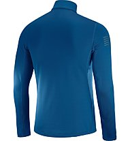 Salomon Grid HZ Mid M - maglia trail running - uomo, Light Blue