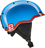 Salomon Grom Kinder-Skihelm, Blue/Red