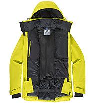 Salomon Icefrost - Skijacke - Herren, Yellow