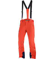 Salomon Iceglory - Skihose - Herren, Orange