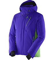 Salomon Iceglory Jacket M, Light Blue