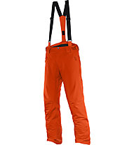 Salomon Pantaloni sci Iceglory Pant M (2016), Vivid Orange