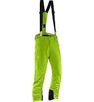 Salomon Pantaloni sci Iceglory Pant M (2016), Granny Green