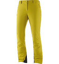 Salomon Icemania - Skihose - Damen, Yellow