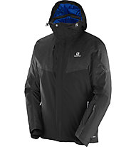 Salomon Icerocket Mix Skijacke, Black