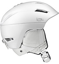 Salomon Icon 2 C.Air - casco sci - donna, White