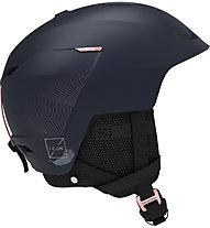 Salomon Icon LT CA - casco sci - donna, Blue