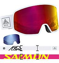 Salomon LO FI Sigma - Skibrille, White