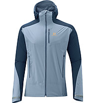Salomon Minim Jacke, Blue