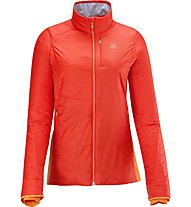 Salomon Minim Synth giacca donna, Nectarine/Orange Feeling