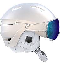 Salomon Mirage+ - casco sci alpino - donna, White