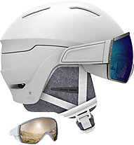 Salomon Mirage - Damenskihelm, White