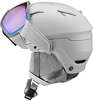 Salomon Mirage CA Photo - Visierhelm - Damen, White