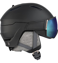 Salomon Mirage S - Skihelm - Damen, Black
