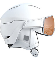 Salomon Mirage S - Skihelm - Damen, White