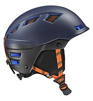 Salomon MTN Charge - casco freeride, Blue/Black