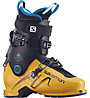 Salomon MTN Explore - scarpone scialpinismo, Black/Orange
