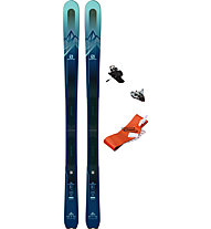Salomon Set MTN Explore 88 W: Ski + Bindung + Felle