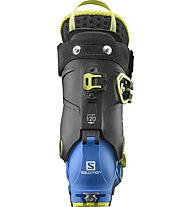 Salomon MTN LAB - Skitourenschuh, Indigo Blue/Black