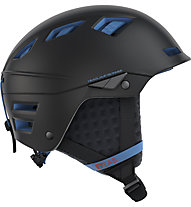 Salomon MTN Lab - casco scialpinismo, Black