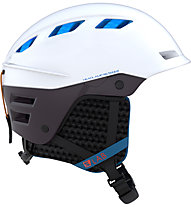 Salomon MTN Lab - casco scialpinismo, White