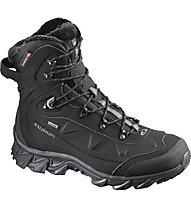Salomon Nytro GTX - scarpa invernale/doposci, Black/Black/Autobahn