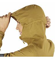 Salomon Outrack Waterproof - giacca hardshell - donna, Dark Yellow