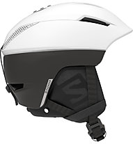 Salomon Pioneer C.Air - Skihelm, White/Black