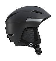 Salomon Pioneer X - casco sci alpino - uomo, Black