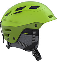 Salomon QST Charge - Skihelm, Green