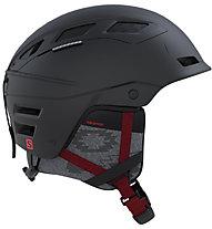 Salomon QST Charge W - casco freeride - donna, Black