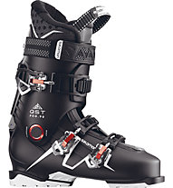 Salomon QST Pro 90 Alpinski Freerideski, Black/Anthracite/Red