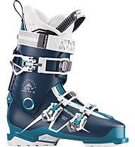 Salomon QST Pro 90 W - Freeride- Skischuhe, Blue/Petrol Blue