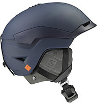Salomon Quest - casco freeride, Navy