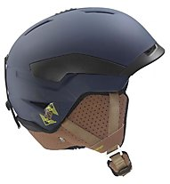 Salomon Quest - casco freeride, Midnight Blue