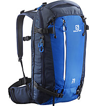 Salomon Quest 20 ABS Compatible, Big Blue-X/Union Blue