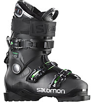 Salomon Quest Access Custom Heat, Black Translucent/Green/Black