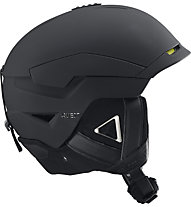 Salomon Quest LTD Skihelm Freeride, Black