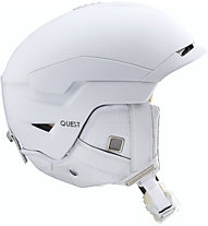 Salomon Quest LTD W Damen Skihelm Freeride, White
