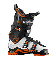 Salomon Quest Max 100, White/Black/Orange